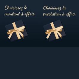 Cartes et Bons cadeaux